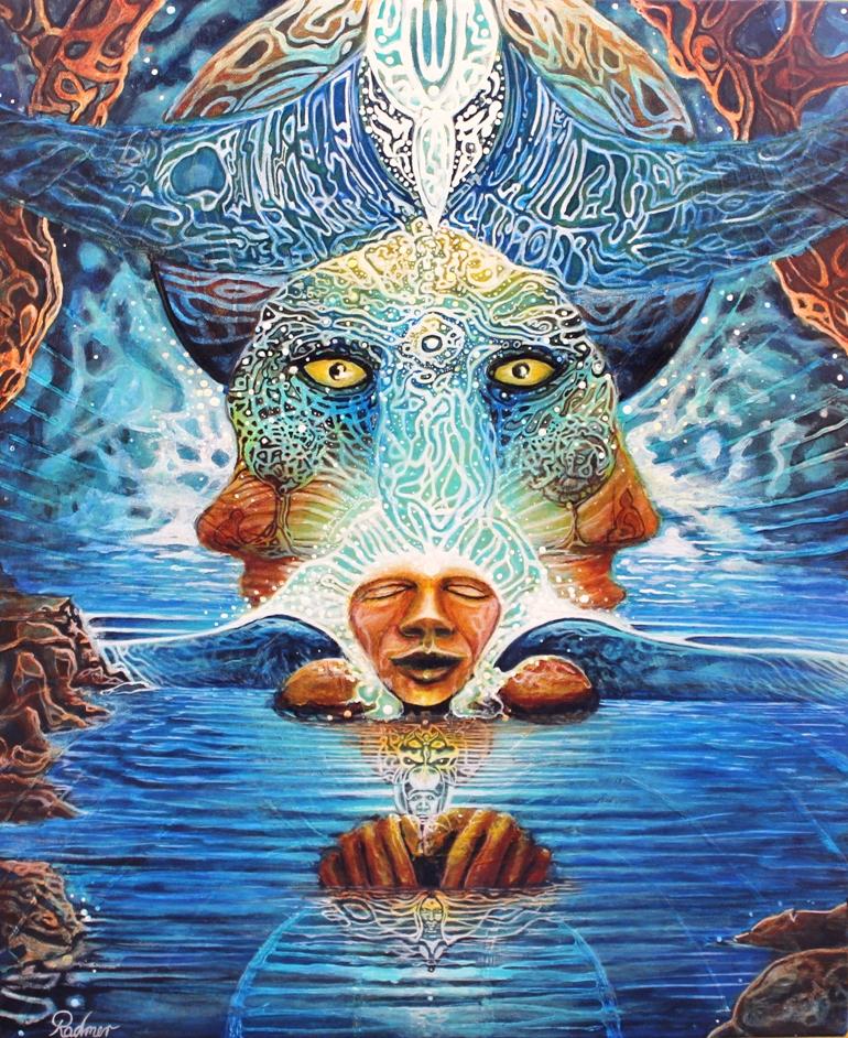 Blue Tiger Opus