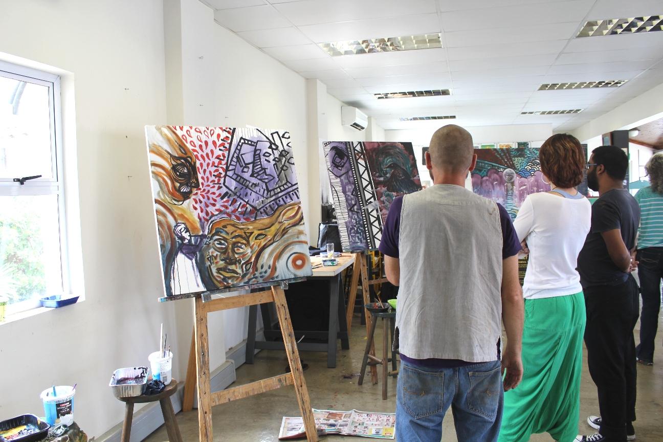 AGR Live paint 2016